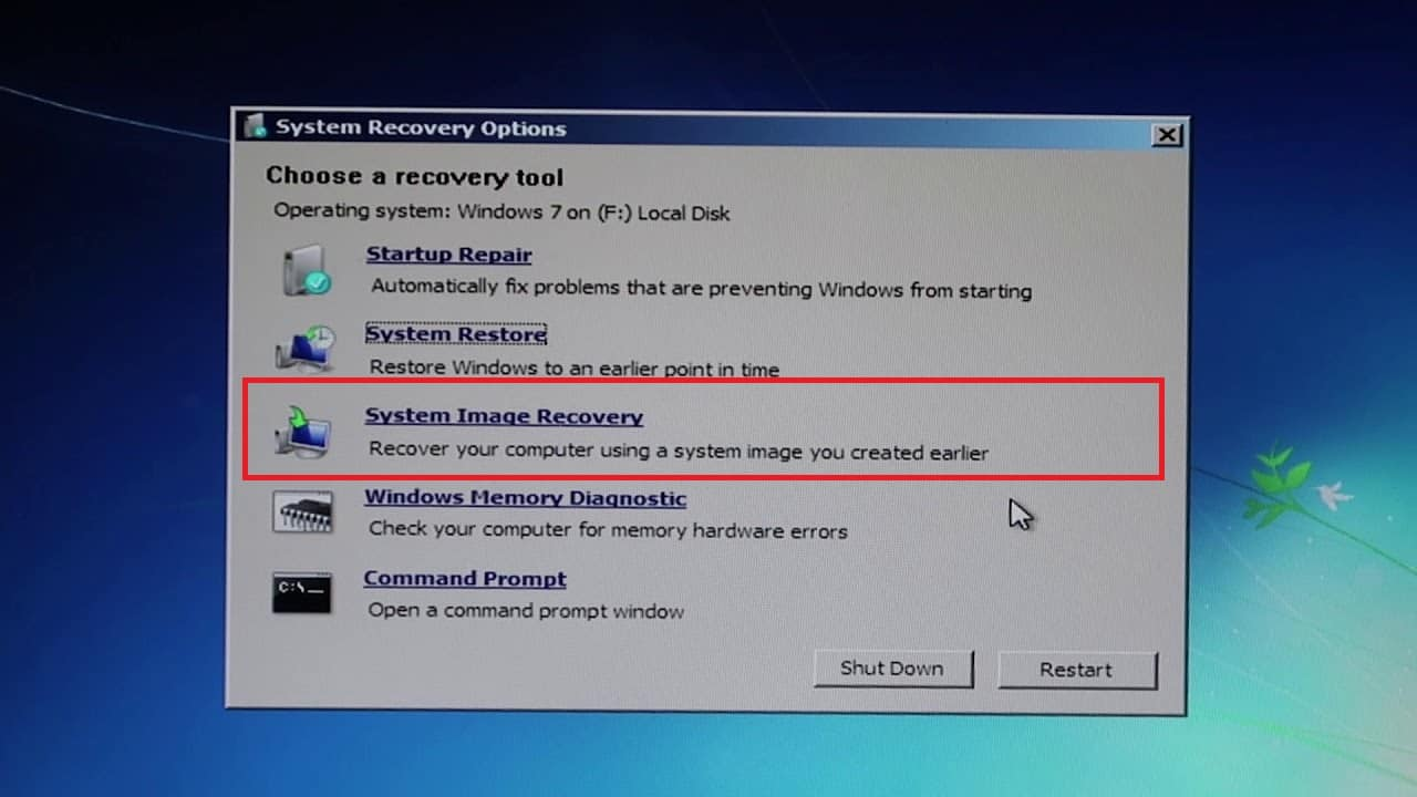 Pada-opsi-System-Recovery-Options-pilih-System-Image-Recovery