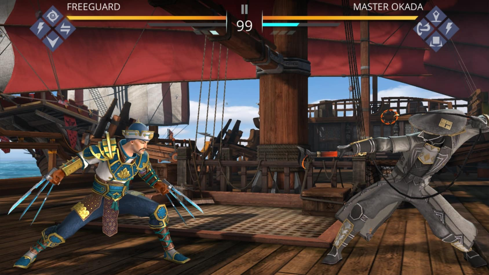 Shadow Fight 3 Mod Apk Download Full Unlimited Gems